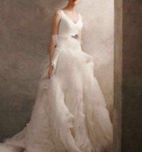 Платье Vera Wang White