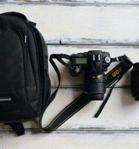 Рюкзак для фотоаппаратуры CULLMANN