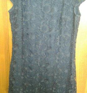 Платье гипюровое Zolla