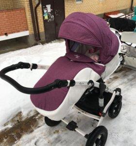 Детская коляска 2в1 TAKO Megaline
