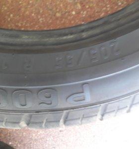 Шины лето Pirelli 205/55r16