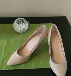 Новые туфли-лодочки от Н&М