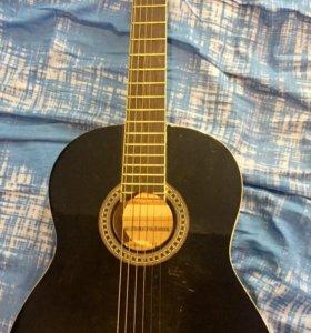 Гитара 6 струн акустическая