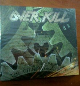 CD OVERKILL - The Grinding Wheel '2017 (Digi)