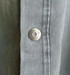 Рубашка джинсовая Calvin Klein мужская