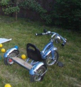 Детский велосипед Rich Bike