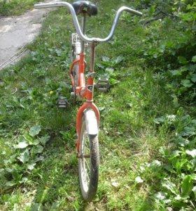 Велосипед подрастковый