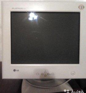 Продам монитор LG 775ft. 17 дюймов.