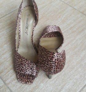 Туфельки, новые