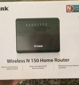 Wi-fi Router DIR-300 Wireless N150 Home