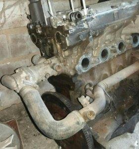 Двигатель от ваз 2112 на зап.части