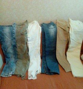 Брюки,джинсы,цена за каждые