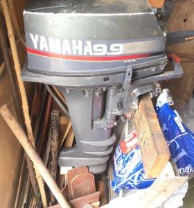 Мотор нависной YAMAHA 15