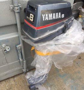 Навесной мотор YAMAHA 8