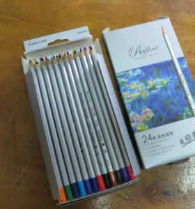 Набор цветных карандашей Marco Raffine 24