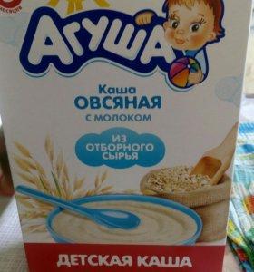 Каша молочная Агуша