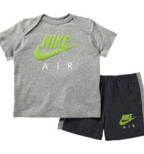 Комплект для малышей (футболка+шорты) NIKE