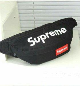 Поясная сумка Supreme (бананка)