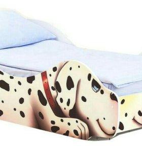 Кровать детская ДОЛМАТИНЕЦ