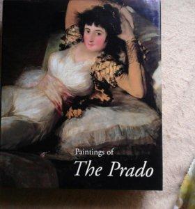 Альбом картин галереи Прадо в Испании