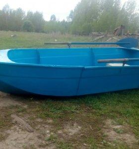 Лодка Малютка-2 с Ямахой 2 л/с