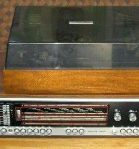 Радиола Radiotehnika Мелодия-104