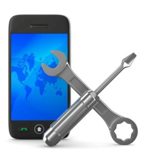 Ремонт телефонов (IOS, Android)