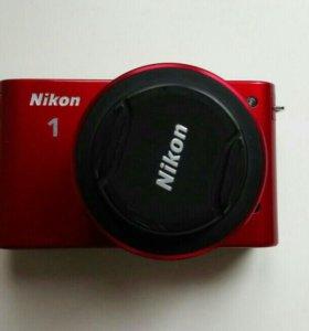 Nikon j1 kit 10-30 vr