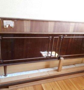 Кровать от гарнитура