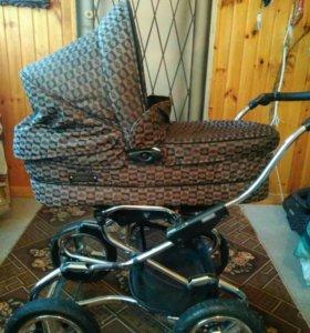 Детская коляска 2 в 1 bebecar