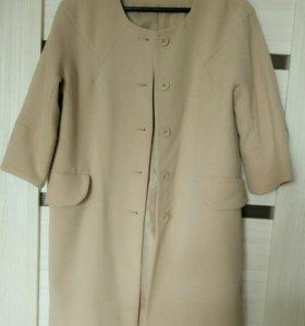 Пальто жеское