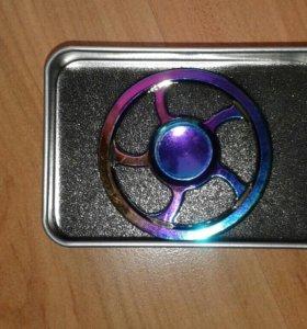 Спинер металический новый