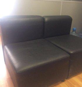 Офисный диван модульный