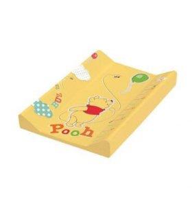 Пеленальная доска с меркой OKT Winnie the Pooh