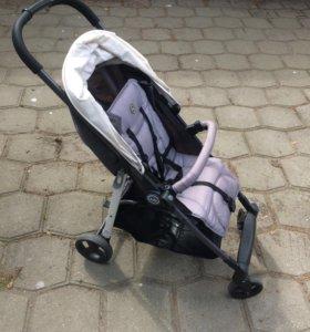 Прогулочная коляска HB Crosby & рюкзак-кенгуру