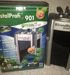 Фильтр д/аквариумаJBL CristalProfigreenline (нов.)