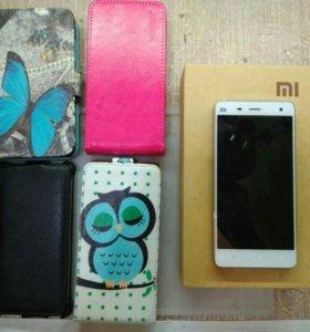 Агонь Телефон Xiaomi mi4w