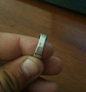 Перстень мужской , серебро
