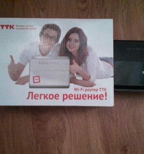 Wi-Fi роутер ТТК