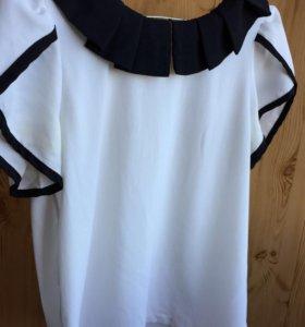 Блуза. Кардиган. Платье