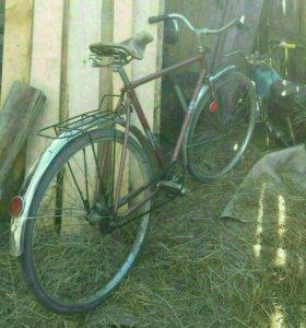 Велосипед ММВЗ Аист