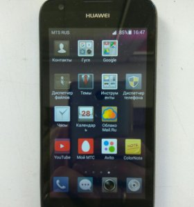 Смартфон Huawei Ascend Y550