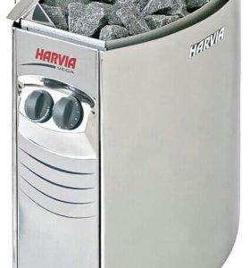 Электрическая печь harvia