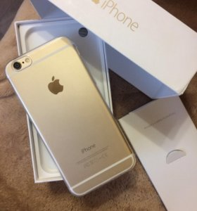Iphone 6 gold, 16Gb