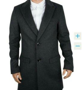 Мужское пальто Scotch&Soda новое.