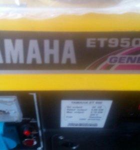 Генератор Yamaha ЕТ950( бензин)