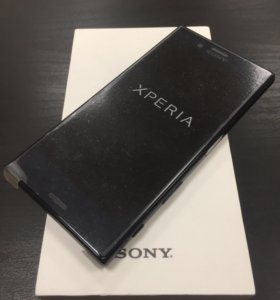 Sony x compact Black новый