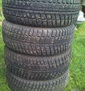 Продам зимние шины матадор 205/55 R16