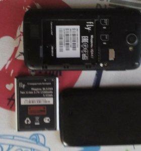 Телефон Fly IQ239 Era Nano 2