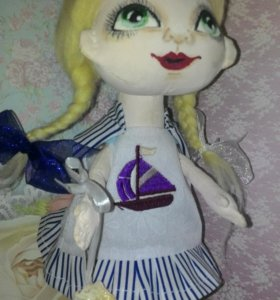 Кукла морячка